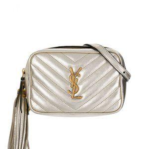 YSL Monogram Loulou Belt crossbody bag